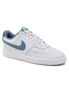 Nike Nike Buty Court Vision Lo CD5463 005 Niebieski