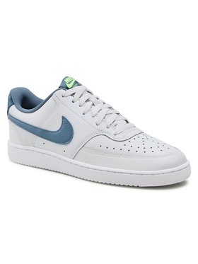 Nike Nike Chaussures Court Vision Lo CD5463 005 Bleu