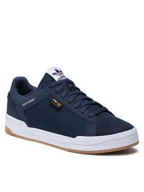 adidas adidas Buty Court Tourino GW2876 Granatowy