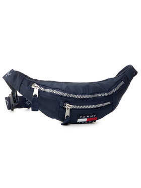 Tommy Jeans Tommy Jeans Rankinė ant juosmens Tjm Heritage Bumag Nylon AM0AM05926 Tamsiai mėlyna