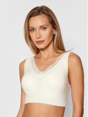 Chantelle Chantelle Biustonosz bezfiszbinowy Soft Stretch C11G60 Biały