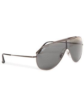 Ray-Ban Ray-Ban Okulary przeciwsłoneczne Wings 0RB3597 004/87 Srebrny