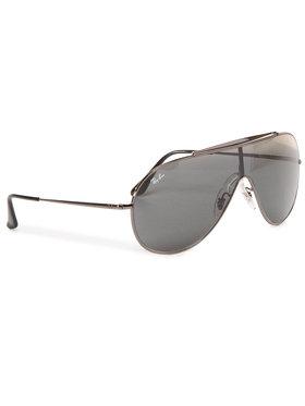 Ray-Ban Ray-Ban Slnečné okuliare Wings 0RB3597 004/87 Strieborná