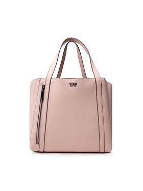 Guess Guess Дамска чанта HWVM78 81230 Розов