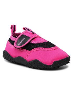 Playshoes Playshoes Półbuty 174796 Różowy