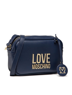 LOVE MOSCHINO LOVE MOSCHINO Rankinė JC4107PP1DLJ070A Tamsiai mėlyna