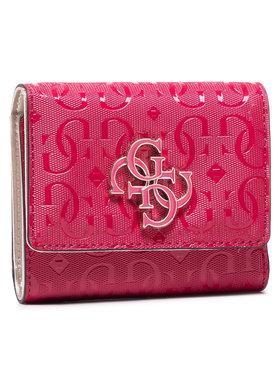 Guess Guess Velká dámská peněženka Chic Shine (FG) Slg SWSG77 46430 Růžová