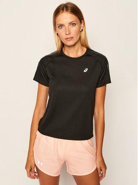 Asics Funkčné tričko Icon Ss 2012B044 Čierna Regular Fit