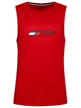 Tommy Hilfiger Tommy Hilfiger Tank top Essentials MW0MW17229 Κόκκινο Relaxed Fit