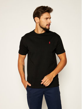 Polo Ralph Lauren Polo Ralph Lauren T-Shirt Classics 710811284001 Černá Regular Fit