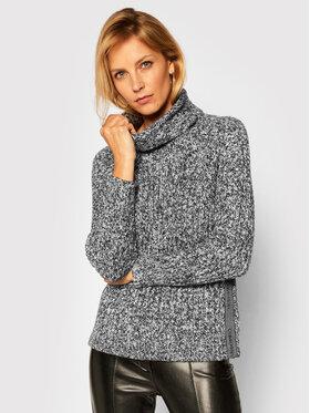 Calvin Klein Calvin Klein Pull à col roulé Ls Logo Cable K20K202263 Multicolore Regular Fit