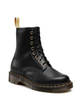 Dr. Martens Dr. Martens Chaussures Rangers Vegan 1460 14045001 Noir