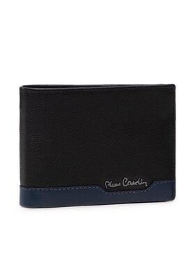 Pierre Cardin Pierre Cardin Velká pánská peněženka TILAK37 8806 Černá