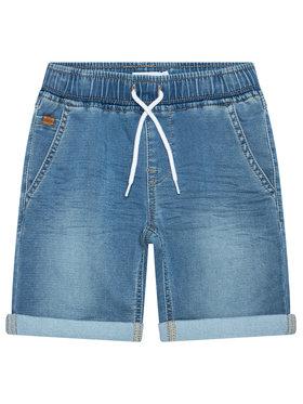 NAME IT NAME IT Džínsové šortky Ryan 13194302 Modrá Regular Fit