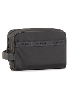 Tommy Hilfiger Tommy Hilfiger Несесер Urban Tommy Washbag AM0AM06338 Черен