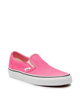 Vans Vans Sneakers aus Stoff Classic Slip-ON VN0A33TBUR11 Rosa