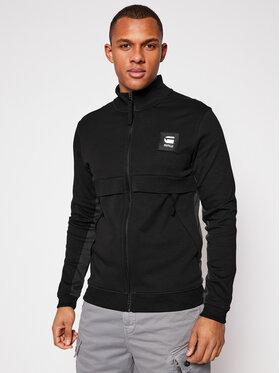 G-Star Raw G-Star Raw Bluza Tweater Box Graphic D19238-C584-6484 Czarny Regular Fit