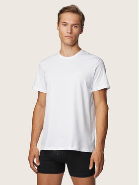 Boss Boss 2 marškinėlių komplektas RN 2P CO 50325390 Balta Relaxed Fit