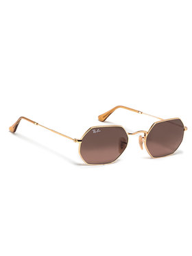 Ray-Ban Ray-Ban Слънчеви очила Octagonal 0RB3556N 912443 Кафяв