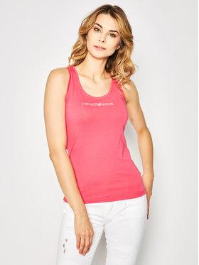 Emporio Armani Emporio Armani Marškinėliai 163319 0P263 00776 Rožinė Regular Fit