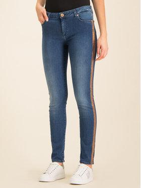 Trussardi Jeans Trussardi Jeans Jeansy Regular Fit Denim Roxy Blue Stretch 56J00001 Blu scuro Regular Fit