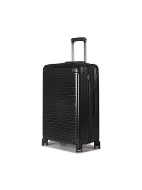 Puccini Puccini Střední Tvrdý kufr Dallas PC027B 1 Černá