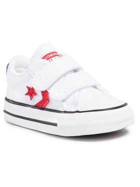 Converse Converse Sneakers aus Stoff Star Player 2V Ox 770228C Weiß