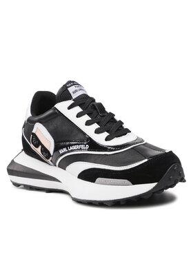 KARL LAGERFELD KARL LAGERFELD Sneakersy KL62930 Černá