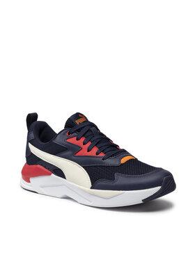 Puma Puma Sneakersy X-Ray Lite 374122 22 Tmavomodrá