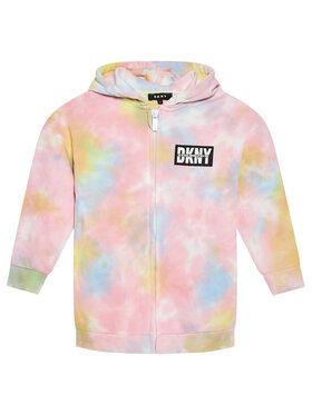 DKNY DKNY Bluza D35R41 D Kolorowy Regular Fit