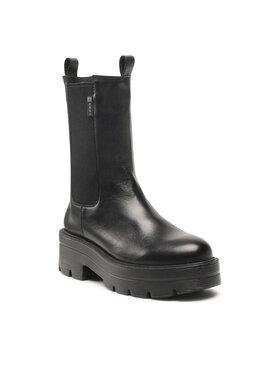 Nessi Nessi Chelsea cipele 21115 Crna