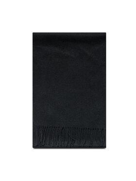 Selected Homme Selected Homme Шаль Slhtope Wool Scarf B 16038046 Чорний