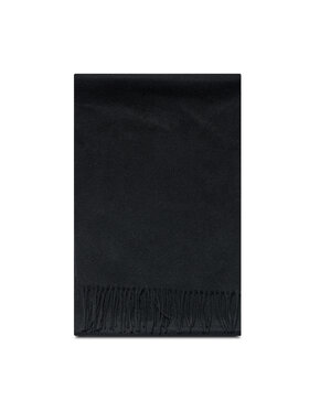 Selected Homme Selected Homme Szal Slhtope Wool Scarf B 16038046 Czarny