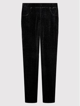 Guess Guess Spodnie materiałowe J1BB03 KAUZ0 Czarny Slim Fit