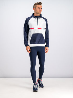 Tommy Sport Tommy Sport Legginsy S20S200232 Granatowy Slim Fit