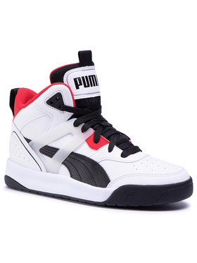 Puma Puma Sneakers Backcourt Mid Jr 374411 01 Bianco