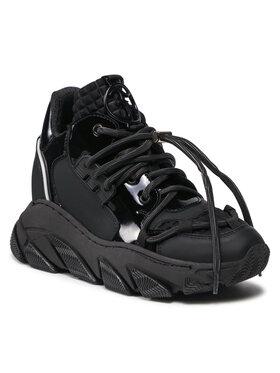 Eva Minge Eva Minge Sneakersy EM-08-10-001315 Čierna