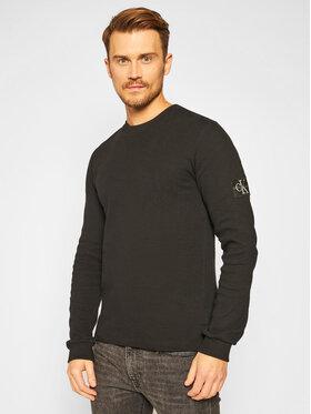Calvin Klein Jeans Calvin Klein Jeans Πουλόβερ J30J316610 Μαύρο Regular Fit