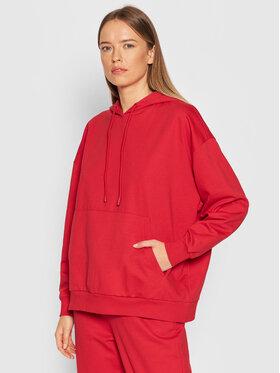 Vero Moda Vero Moda Sweatshirt Darcy 10251951 Rot Oversize