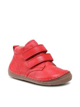 Froddo Froddo Kotníková obuv G2130241-8 Červená