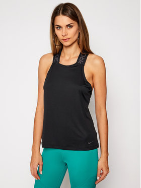 Nike Nike Funkčné tričko Nike Pro CJ4089 Čierna Standard Fit