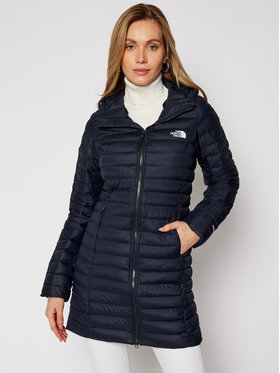 The North Face The North Face Pernate jakne Stretch Down NF0A4P6JRG11 Tamnoplava Slim Fit
