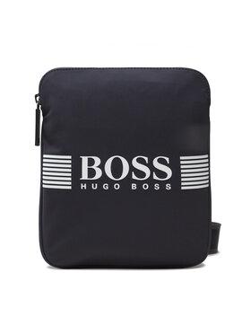 Boss Boss Borsellino Pixel 50460584 Blu scuro