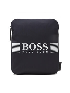 Boss Boss Ľadvinka Pixel 50460584 Tmavomodrá