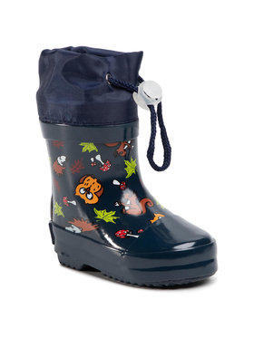 Playshoes Playshoes Gumáky 180390 M Tmavomodrá