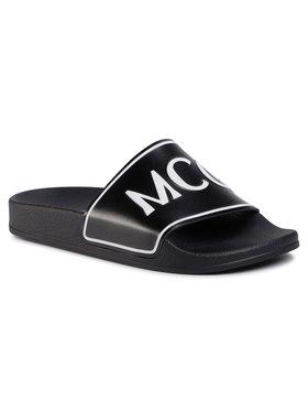 MCQ Alexander McQueen MCQ Alexander McQueen Pantoletten Infinity Slide 600567 R2668 1070 Schwarz