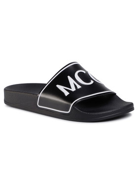 MCQ Alexander McQueen MCQ Alexander McQueen Šlepetės Infinity Slide 600567 R2668 1070 Juoda