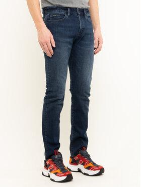 Emporio Armani Emporio Armani Jeans Slim Fit 3H1J06 1DLRZ 0942 Blu scuro Slim Fit