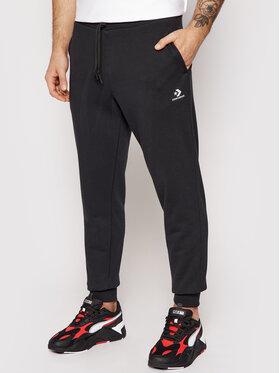 Converse Converse Spodnie dresowe 10020369-A01 Czarny Regular Fit