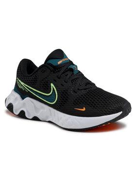 Nike Nike Обувки Renew Ride 2 CU3507 006 Черен